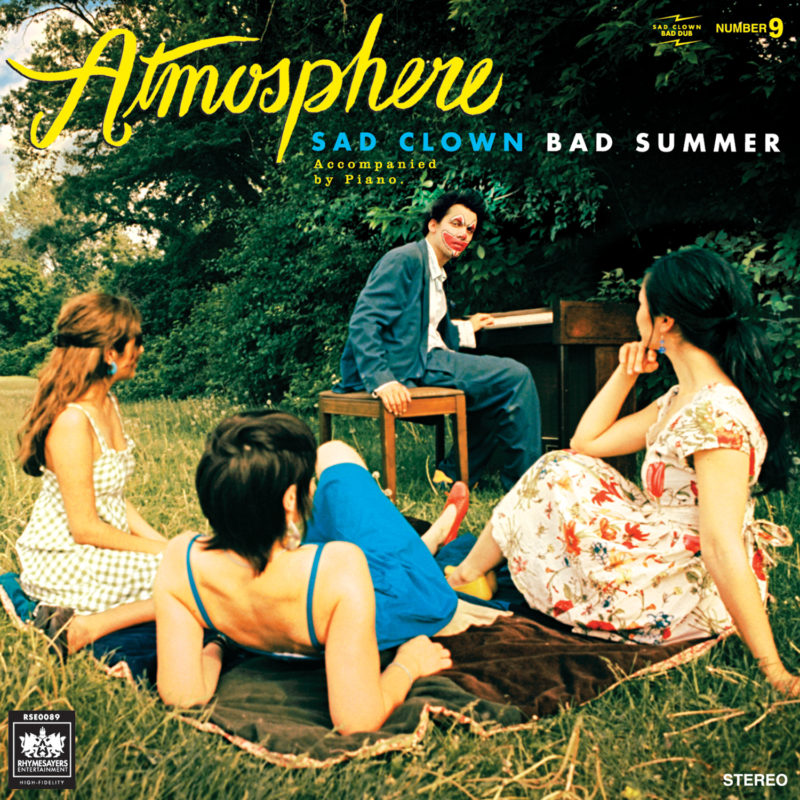 Atmosphere Sad Clown Summer