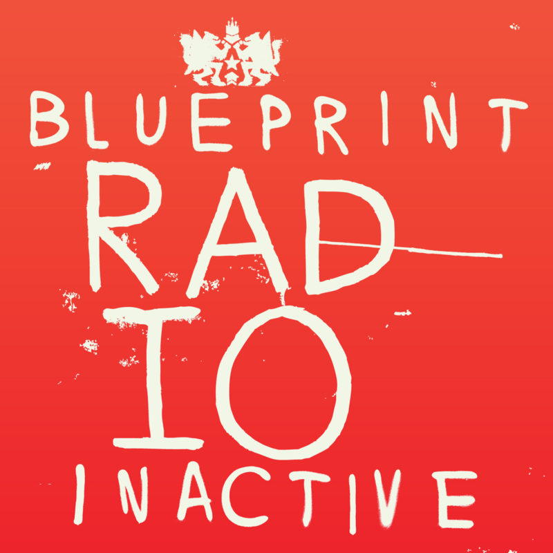 Blueprint Radio Inactive