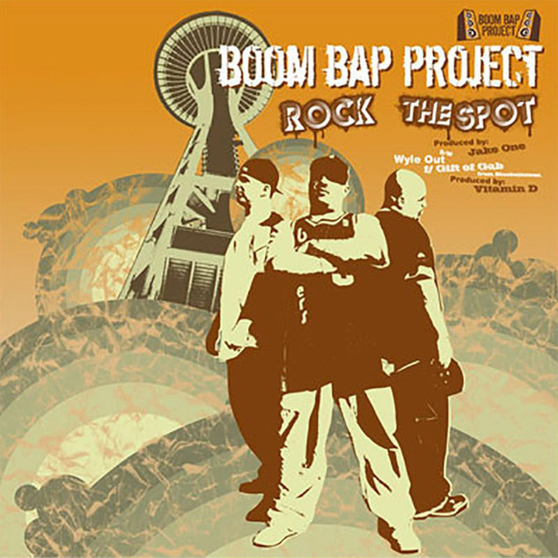 Boom Bap Project Rock The Spot