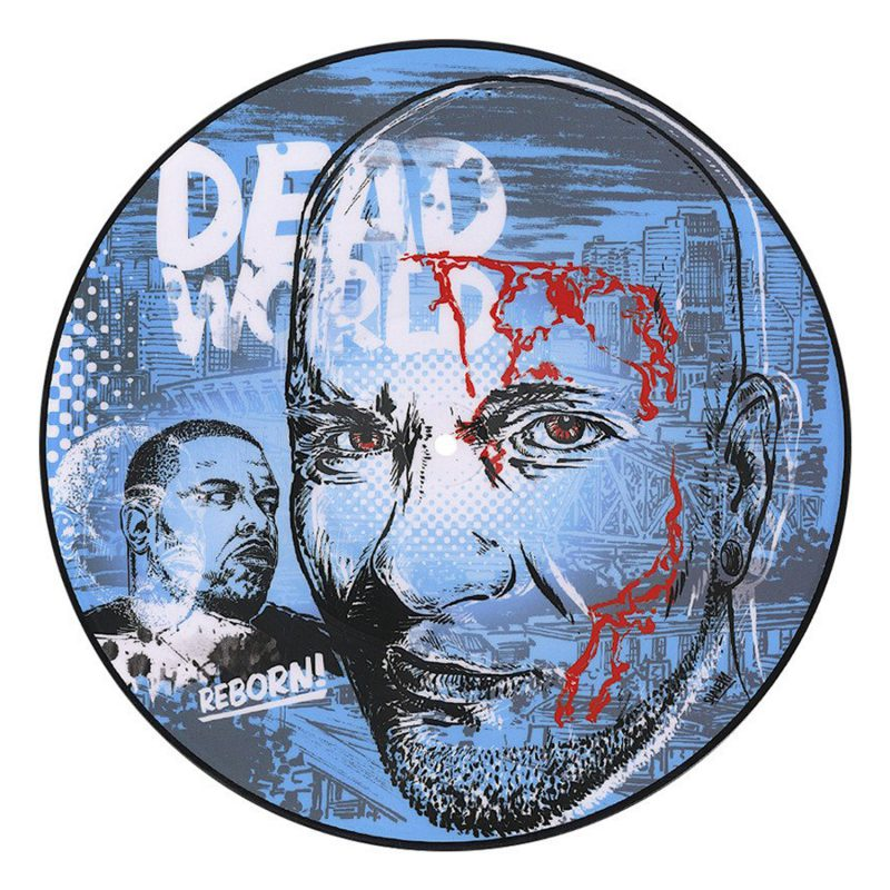Deadworld Reborn Vinyl Picture Disc