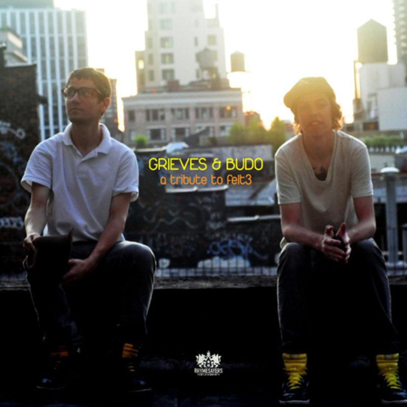 Grieves Felt3 Remixes