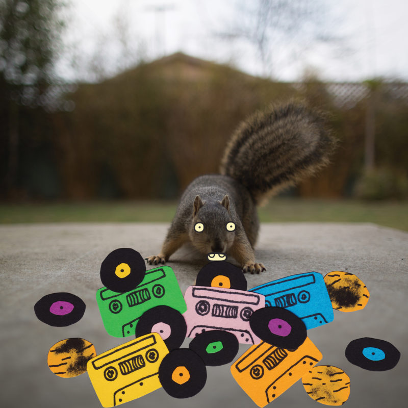 Squirrel Tape Vol. 1