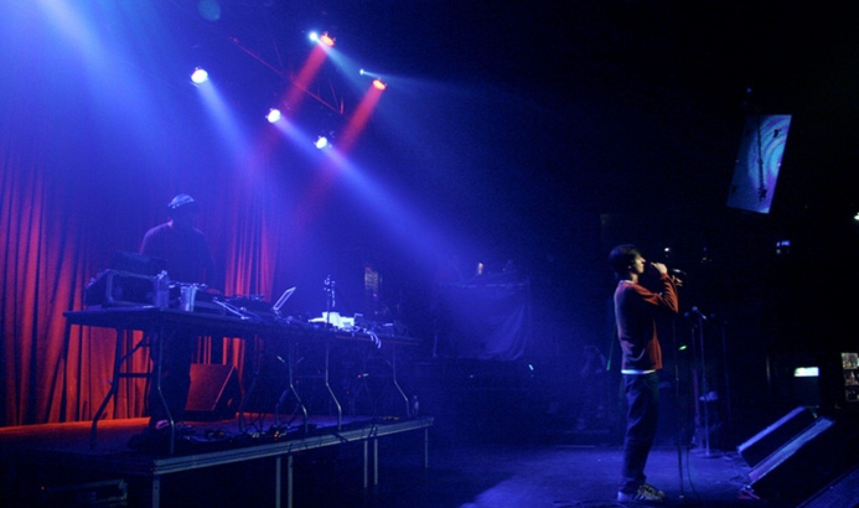 Eyedeaabil Live