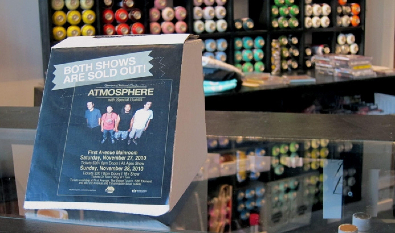 Atmos Tix Box