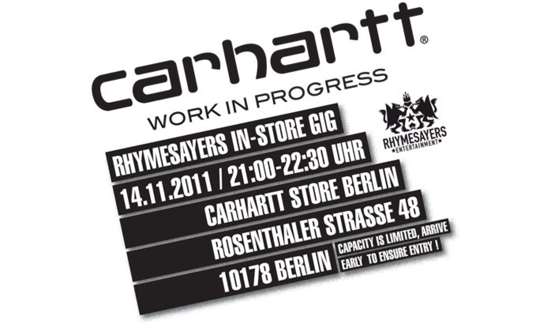 Carhartt Instore 693