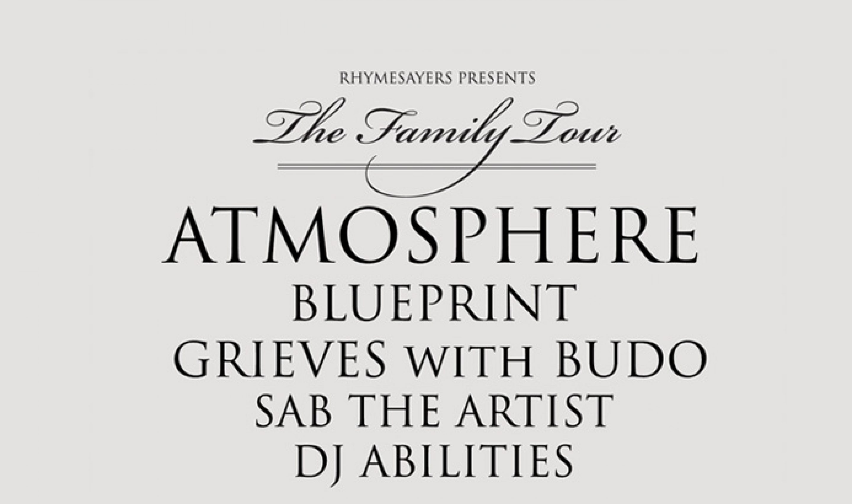 Atmosphere Familytour 693