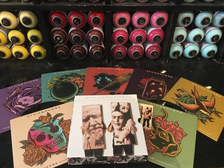 Preview Atmosphere 7 inch Vinyl Box Set | Rhymesayers