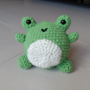 Tad (The Chubby Frog)