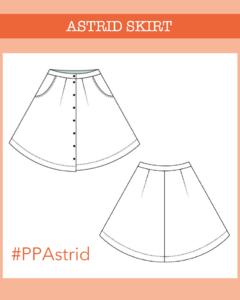 The Astrid Skirt