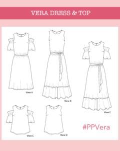 The Vera Dress & Top