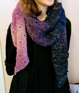 Laurie Lotus Scarf