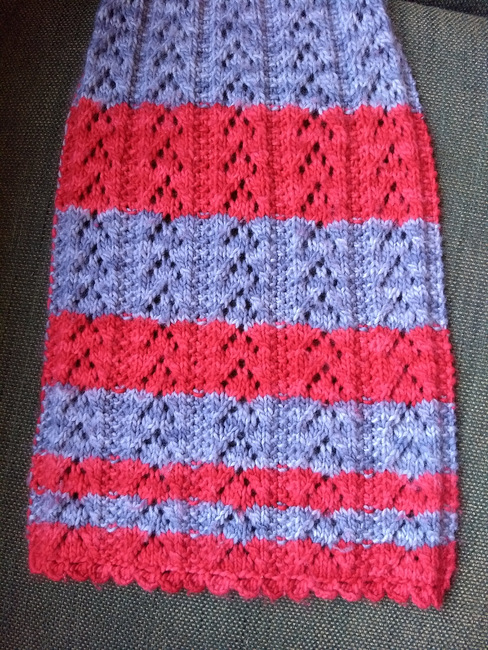 OCD Distress Scarf