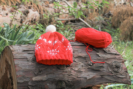 Winter Festivity Hat/Knit Version