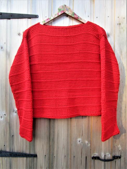 Bright Cotton Pullover