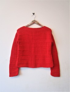Bright Cotton Pullover