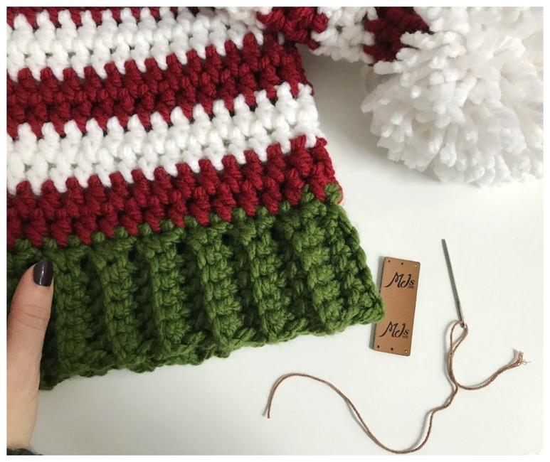 Bulky & Quick Elf Hat