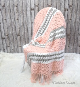 Close to Home Chunky Blanket