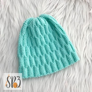 Waves of Hope Hat