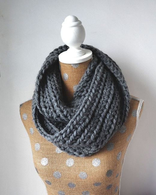 The Great Start Infinity Scarf