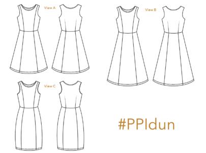The Idun Dress