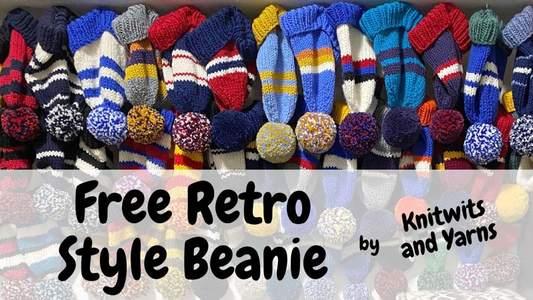 Retro Style Beanie