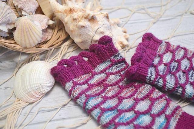 Merperson Socks