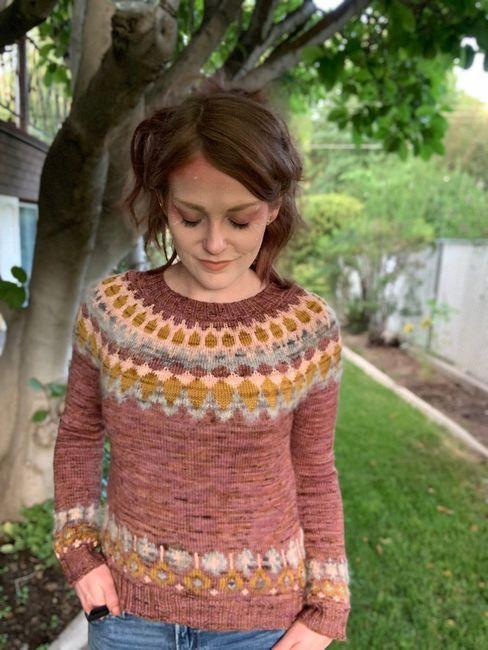 Autumn Court Sweater