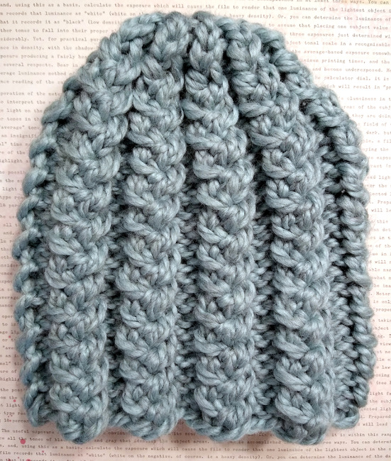 Deep Winter Hat