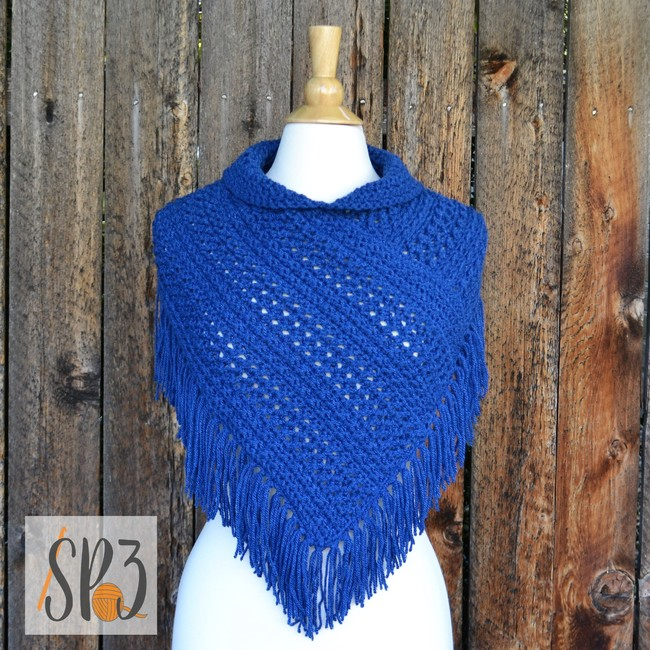 Winter Wishes Cowl
