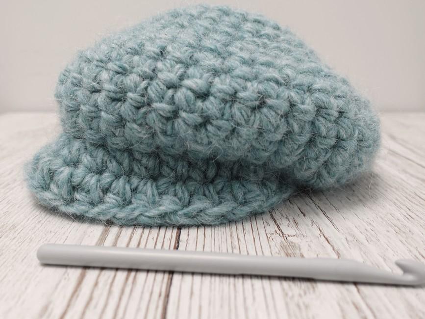 Queen's Crochet Hat