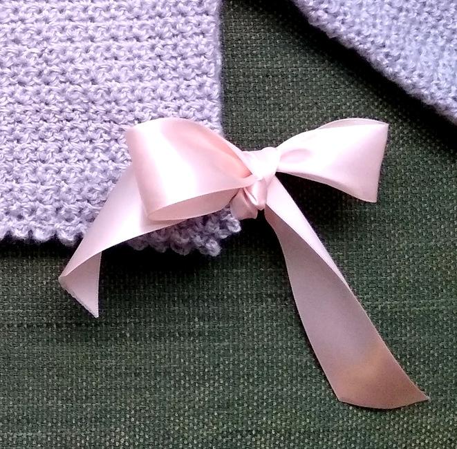 Snow Stitch Ballet Sweater