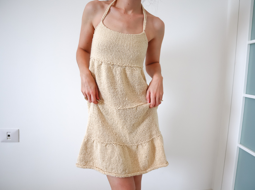 Three Tiered Dress
