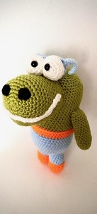 Happy Crocodile (Hey Duggee)
