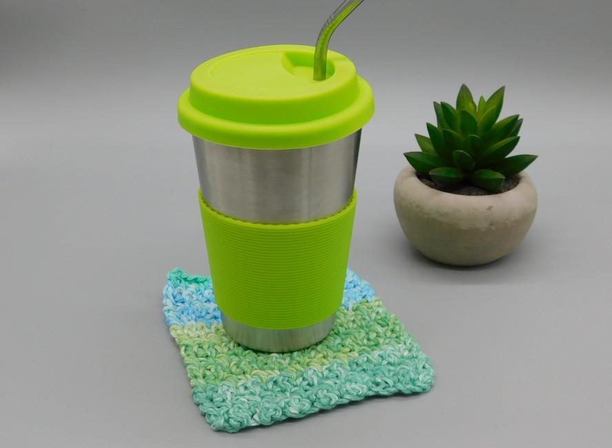 Garden Seeds Mug Rug