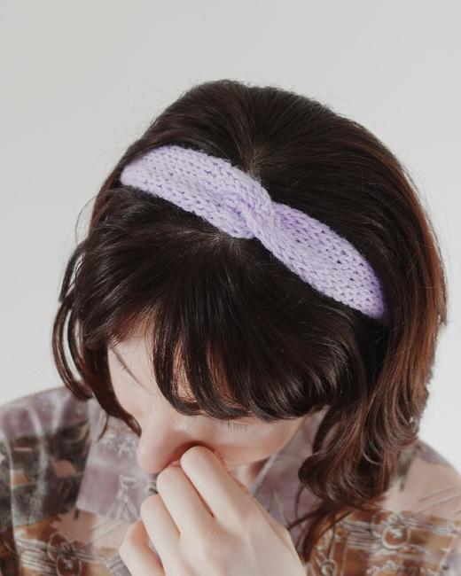 Easy Crossed Headband