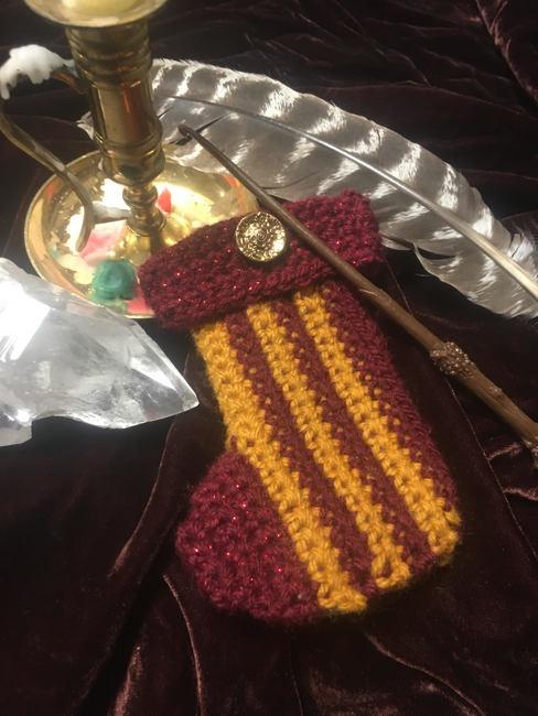 House Pride mini stocking
