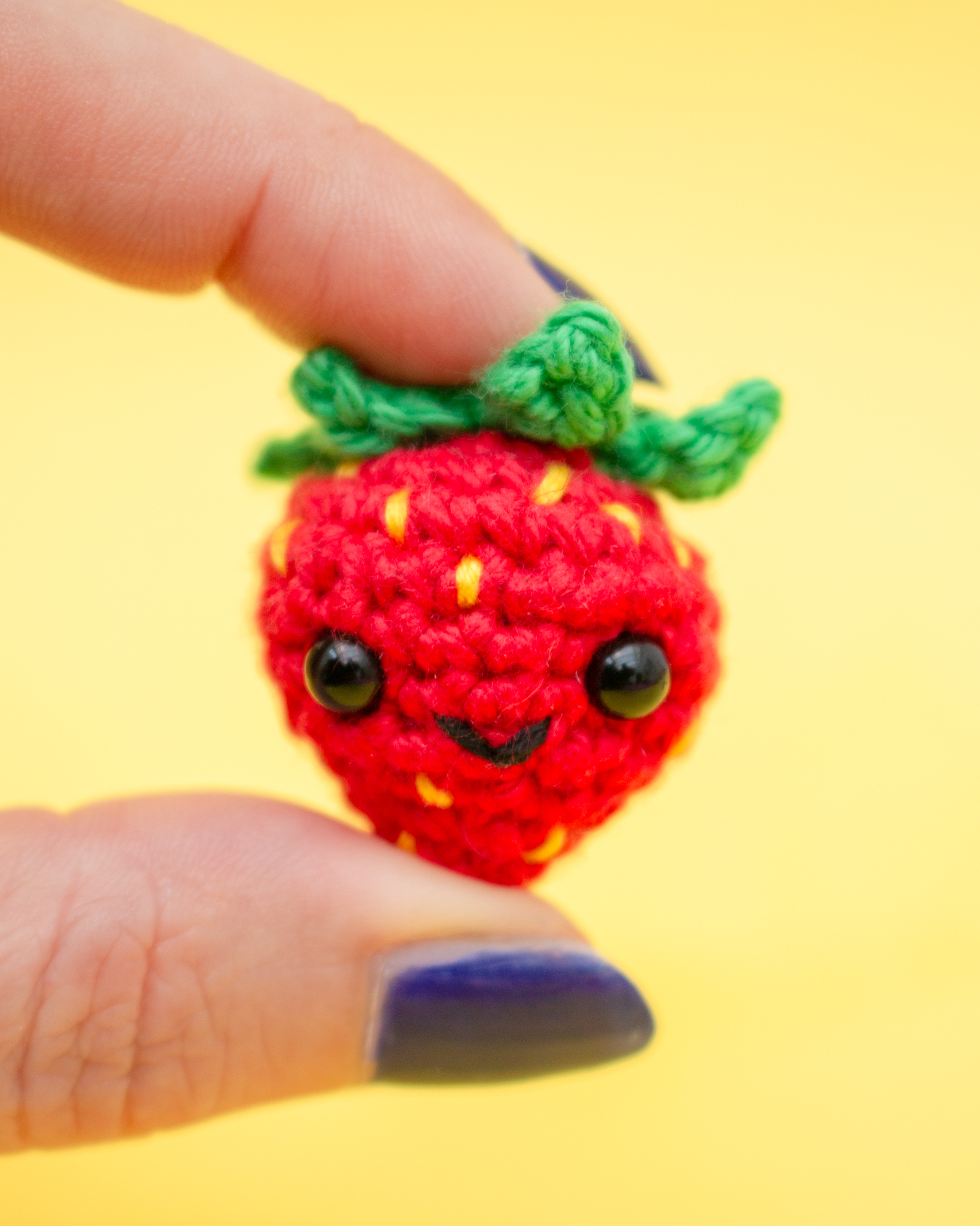 Steve the Strawberry