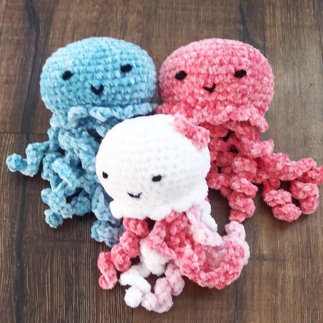 Velvet Jellyfish