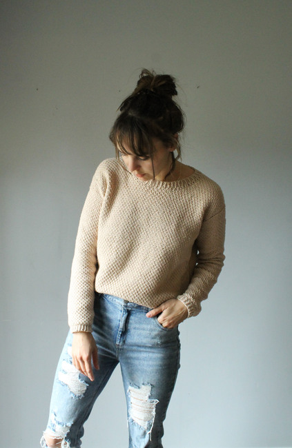 Driftwood Pullover