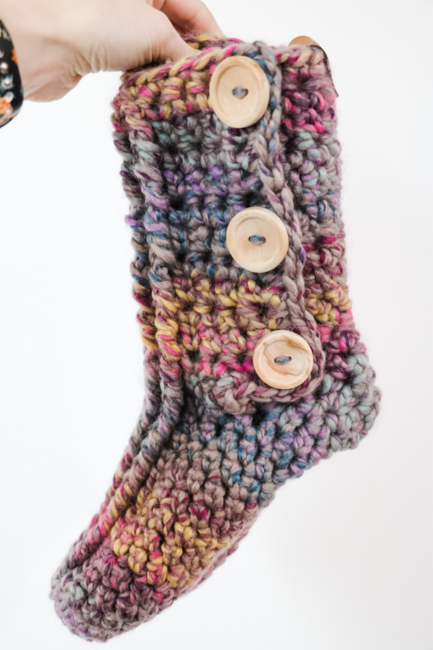Done in a Day Slipper Boots