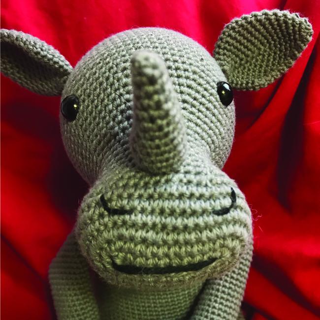 Ruby the Rhino