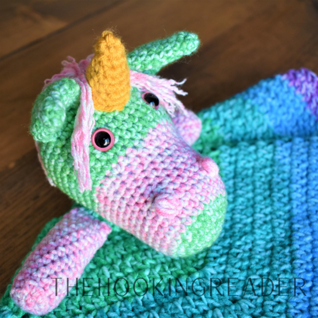 Unicorn Lovey