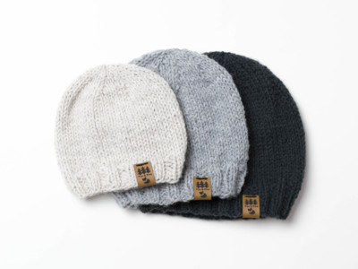 Winter Beanies For The Whole Family