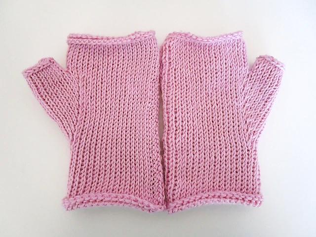 Perfect Fingerless Gloves