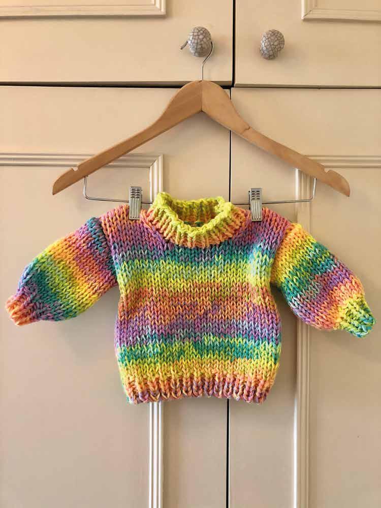 Kid's saturn jumper