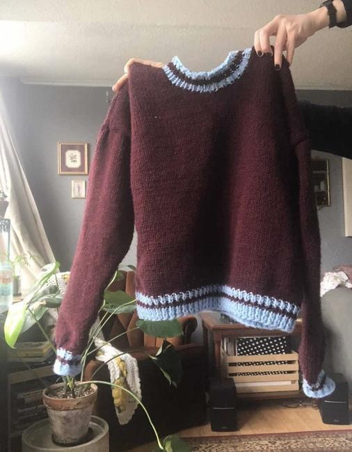 Autumn Tea Sweater