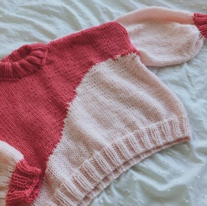 Catching Waves Sweater