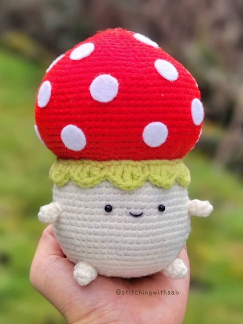 Merry The Mushroom Berry