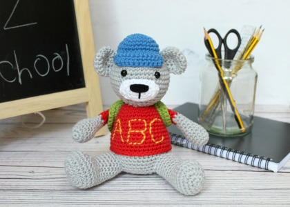 Back to School Bear