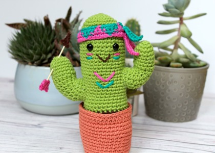 Timmy the Tribal Cactus
